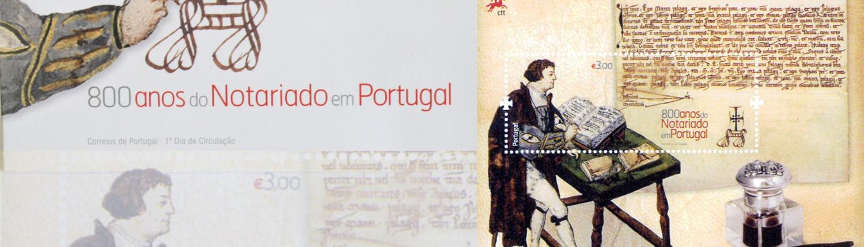 800 anos do Notariado em Portugal